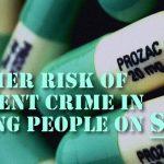 Dovezi tulburătoare asupra legăturii dintre antidepresive şi omucideri